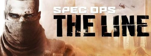 Title card from 'Spec Ops: The Line'.